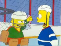 los-simpson-lisa-on-ice-latino-lisa-y-bart-hockey